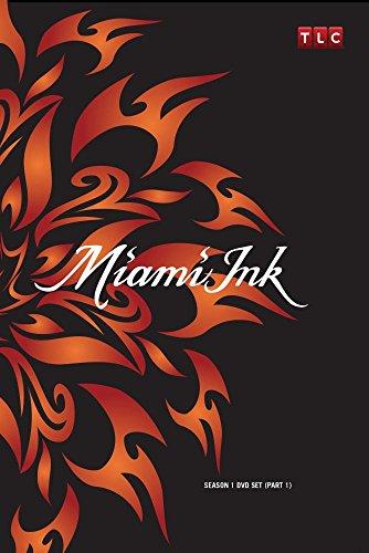 Miami Ink Season 1 DVD Set (Part 1)