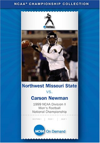 1999 NCAA Division II Men's Football Championship - Northwest Missouri State vs. Carson Newman Disc2