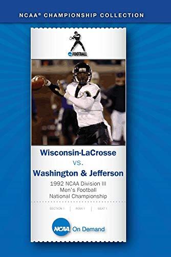 1992 NCAA Division III Men's Football Championship-Wisconsin LaCrosse vs. Washington&Jefferson Disc2