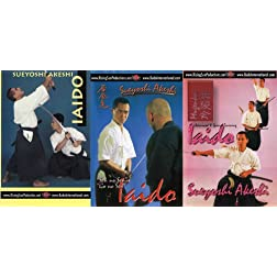 Iaido 3 DVDBox Set