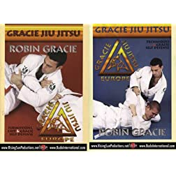 Gracie Jiu-Jitsu 2 DVD Set