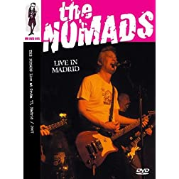 The Nomads: Live in Madrid