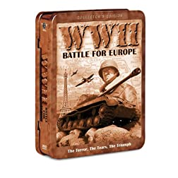 WWII Battle for Europe