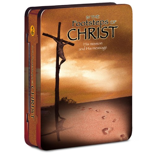 In the Footsteps of Christ (5-pk)(Tin)