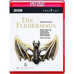 Strauss: Die Fledermaus [HD DVD]