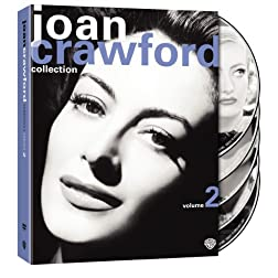 The Joan Crawford Collection, Vol. 2 (A Woman's Face / Flamingo Road / Sadie McKee / Strange Cargo / Torch Song)