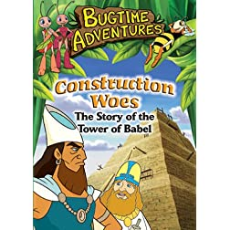 Bugtime Adventures: Construction Woes