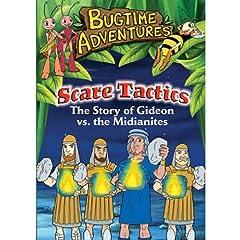 Bugtime Adventures: Scare Tactics