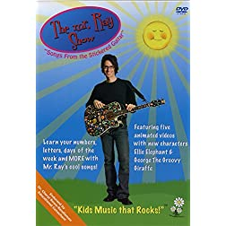 Mr Ray: Songs From the Stickered Guitar (Dol)
