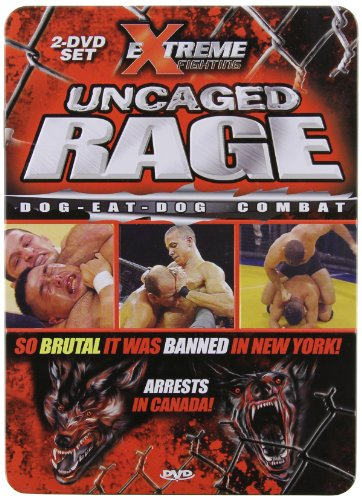 Extreme Fighting: Uncaged Rage