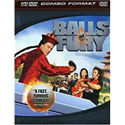 Balls Of Fury [HD DVD]