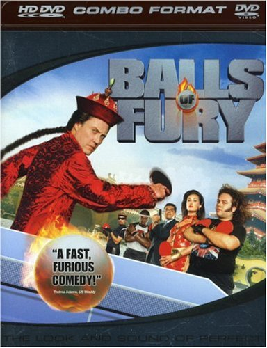 Balls Of Fury [HD DVD]