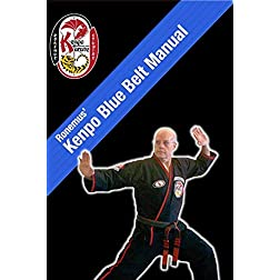 Ronemus' Kenpo Blue Belt Manual