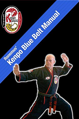 Ronemus' Kenpo Blue Belt Manual