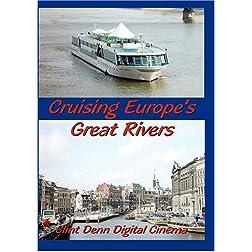 Cruising Europe's Great Rivers Aboard Amadeus Waterways Symphony Cruise Ship