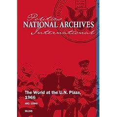 The World at the U.N. Plaza, ca. 1965 - ca. 1968