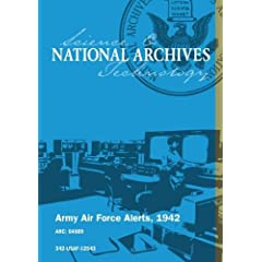 ARMY AIR FORCE ALERTS, 1942