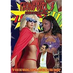 Thong Girl 3: Revenge of the Dark Widow