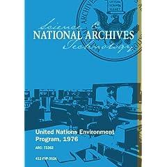 UNITED NATIONS ENVIRONMENT PROGRAM, 1976