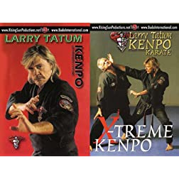 Larry Tatum Kenpo 2 DVD Box Set