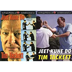 Jeet kune do Tim Tacket 2 DVD set