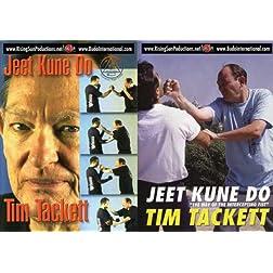 Jeet kune do Tim Tacket 2 DVD set