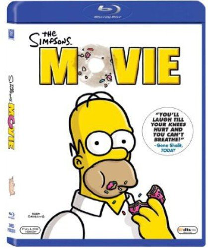 Simpsons Movie [Blu-ray]