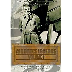 Air Force Legends, Vol. 1