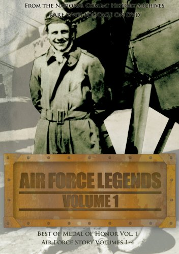Air Force Legends, Vol. 1