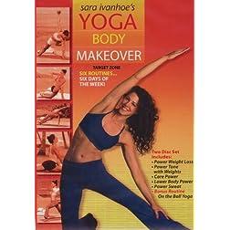 Sara Ivanhoe's Yoga Body Makeover Series