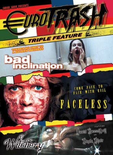 Euro Trash: Triple Feature