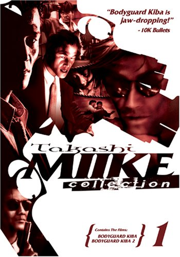 Miike Collection, Vol. 1: Bodyguard Kiba