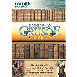 Robinson Crusoe - DVDBookshelf