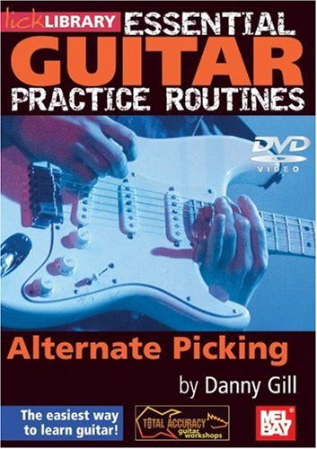 Essential Guitar Practice Routines: Alternate Picking