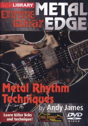 Metal Edge: Metal Rhythm Techniques
