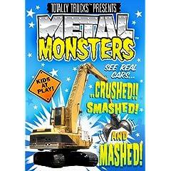 Totally Trucks: Metal Monsters
