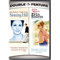 Notting Hill / Erin Brockovich (Double Feature)