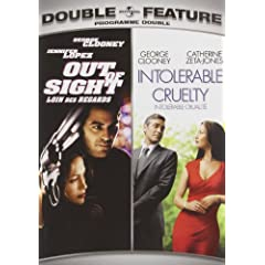 Out of Sight/Intolerable Cruelty (Double Feature)