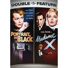 Portrait In Black / Madame X (Double Feature)