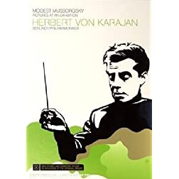 Herbert Von Karajan: Mussorgsky - Pictures at an Exhibition