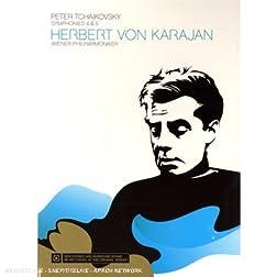 Herbert Von Karajan: Tchaikovsky - Symphonies Nos. 4 & 5