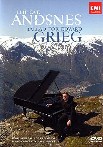Leif Ove Andsnes: Ballad for Edvard Grieg