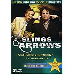 Slings & Arrows: The Complete Collection