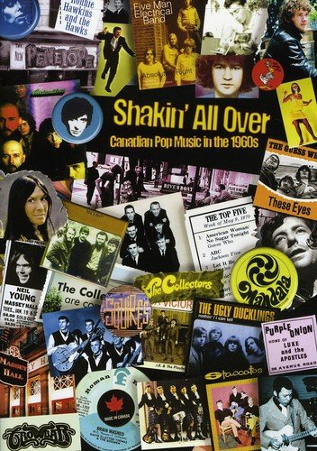 Shakin' All Over-Canadian Pop Music in the 60s