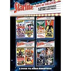 Starlite Drive-In Collection: Cult Classic - A Dust Til Dawn Marathon