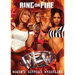 Women's Extreme Wrestling: Ring on Fire