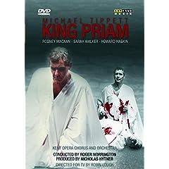 Michael Tippett - King Priam / Macann, Walker, Haskin, Norrington, Hytner (Kent Opera)