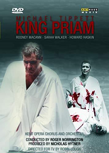 Michael Tippett - King Priam / Macann, Walker, Haskin, Norrington, Hytner (Kent Opera)
