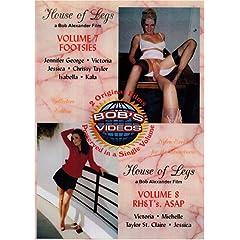 House of Legs Volume 7 & 8