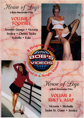 House of Legs Volume 7 & 8